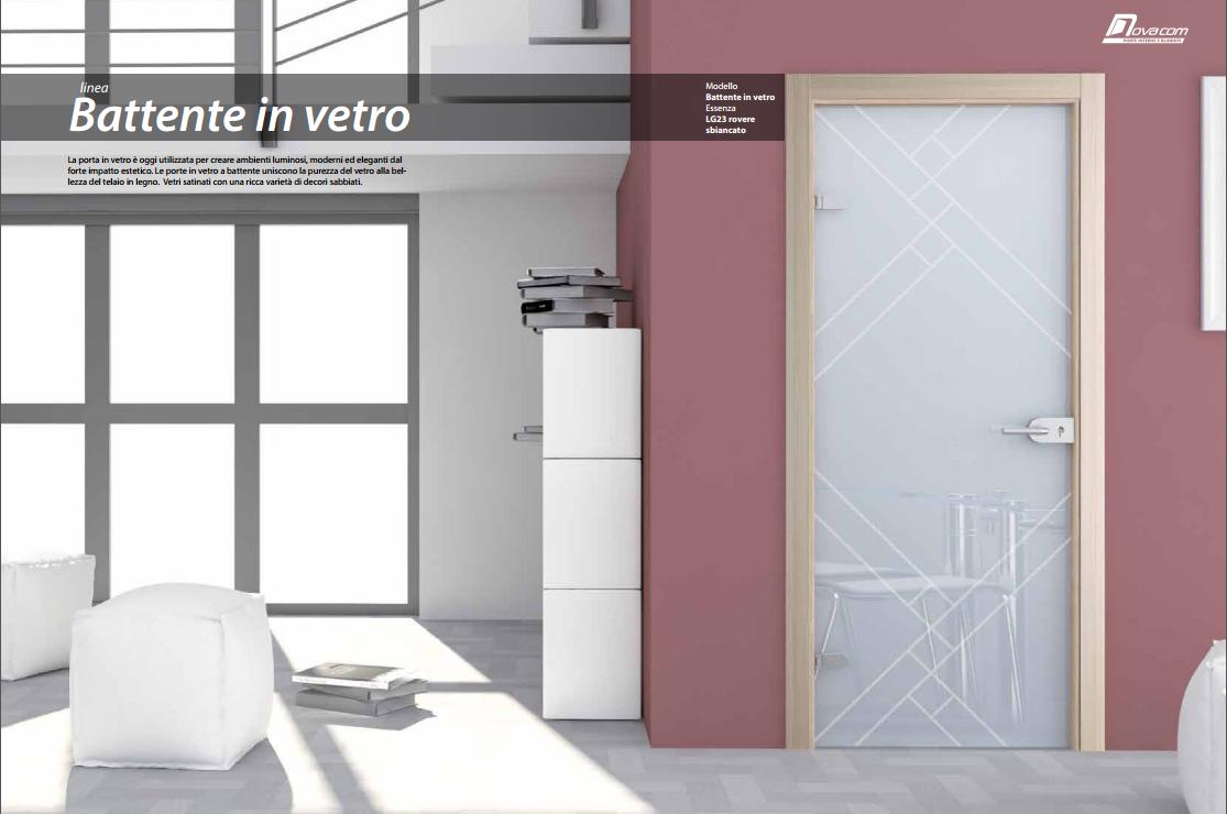 New System di Giancarlo ChiappettaPorte interne in legno a Montalto ...