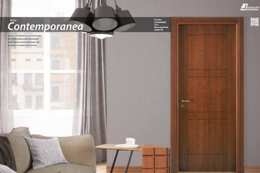 Porte interne in legno a Cosenza, scoprile da New System