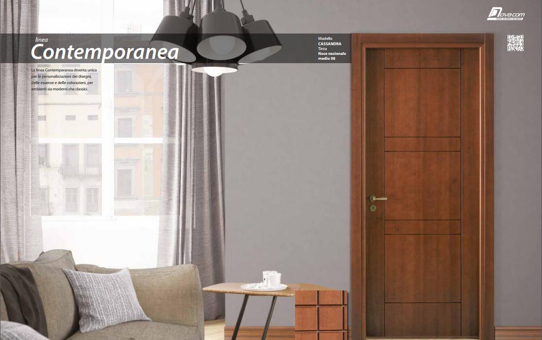 New system di giancarlo chiappettaporte interne in legno a cosenza scoprile da new system - Porte interne contemporanee ...