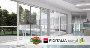 Infissi Alluminio Cosenza New System Domal