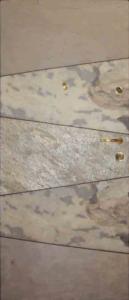 Portone blindato Ferwall con pannello di rivestimento Materia