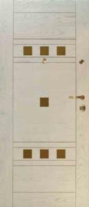 Portone blindato Ferwall con pannello di rivestimentoImperial
