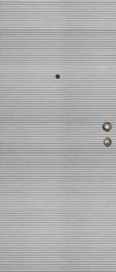 Portone blindato Ferwall con pannello di rivestimentoArt 3D